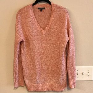 Pink Banana Republic Sweater